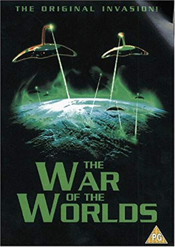 War Of The Worlds - Dvd