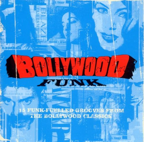 Various Artists - Bollywood Funk By Various Artists