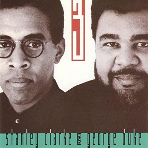 Stanley Clarke - 3 (1990, & George Duke)