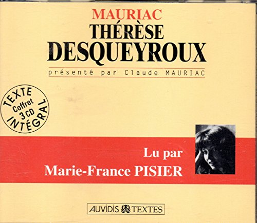 Pisier Marie-France - Therese Desqueyroux By Pisier Marie-France