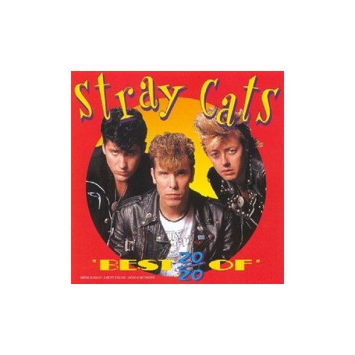Stray Cats - Best 20 / 20 of