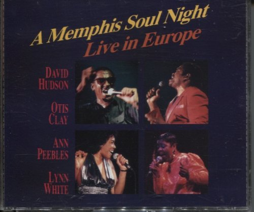 Various - A Memphis Soul Night-Live in Europe