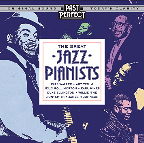 Teddy Weatherford - The Great Jazz Pianists