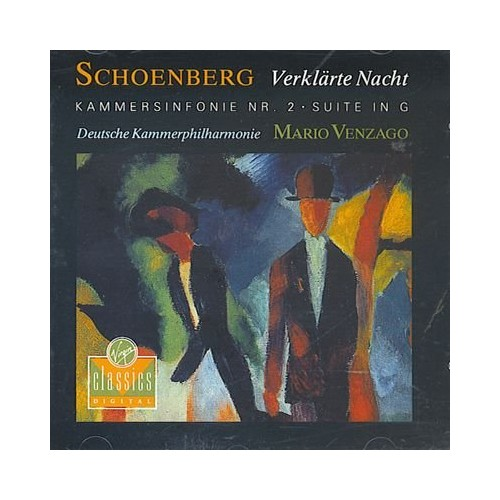 Arnold Schoenberg - La Nuit Transfiguree (French Import)