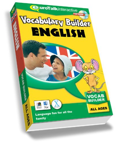 Vocabulary Builder English: Language fun for all the family - All Ages (PC/Mac) By EuroTalk Ltd.