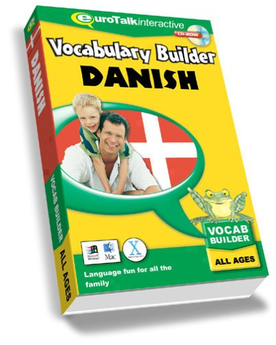 Vocabulary Builder Danish: Language fun for all the family – All Ages (PC/Mac) By EuroTalk Ltd.