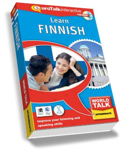 World Talk - Learn Finnish By EuroTalk Ltd.