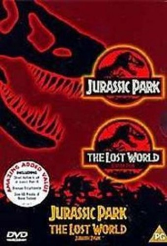 Jurassic Park / The Lost World (1993/97)