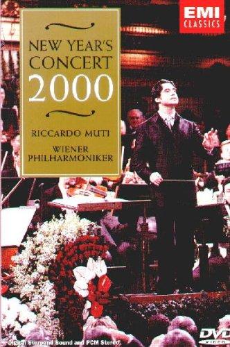 Vienna Philharmonic - New Year's Concert 2000 (Muti, Wiener Philharmoniker)