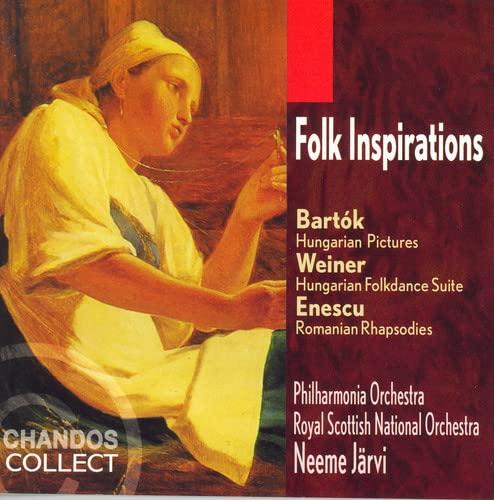 Folk Inspirations - Bartók/Weiner/Enescu