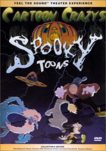 Cartoon Crazys: Spooky Toons