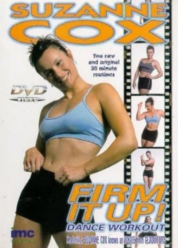 Suzanne Cox - Firm It Up! Dance Workout - 2 x 30 minute Routines - Healthy Living Series  [1999