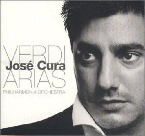 Jose Cura - Verdi Arias/Jose Cura/Philharmonic Orchestra By Jose Cura