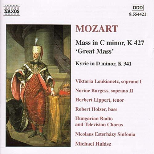 Halasz, Michael - Mozart: Mass in C Minor