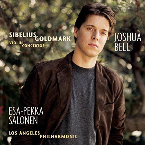 Bell, Joshua - Plays Sibelius/Goldmark By Bell, Joshua
