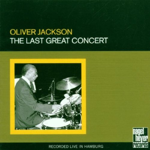 Oliver Jackson - The Last Great Concert