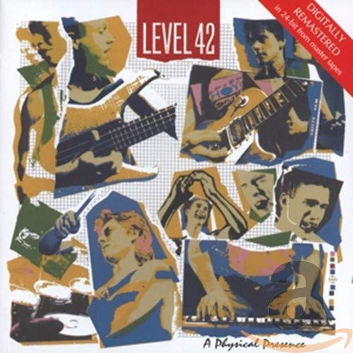 Level 42 - A Physical Presence By Level 42