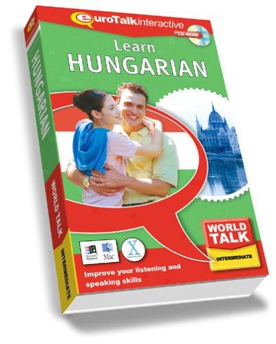 World Talk Learn Hungarian: Improve Your Listening and Speaking Skills - Intermediate (PC/Mac) By EuroTalk Ltd.