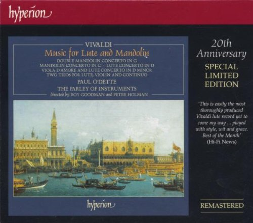 Vivaldi: Music for Lute & Mandolin