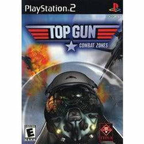 Playstation 2 - Top Gun / Game