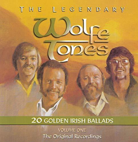 Wolfe Tones - 20 Golden Irish Ballads Volume 1 By Wolfe Tones