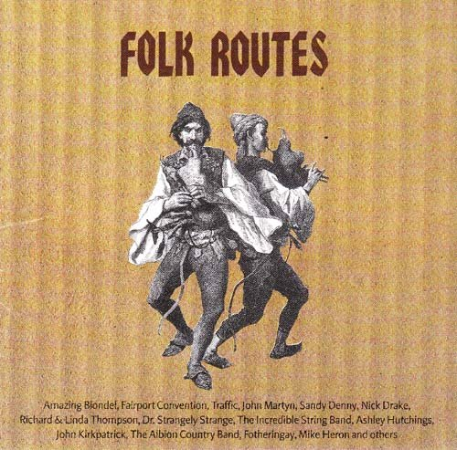 Various - Folk Routes Compilation By Various