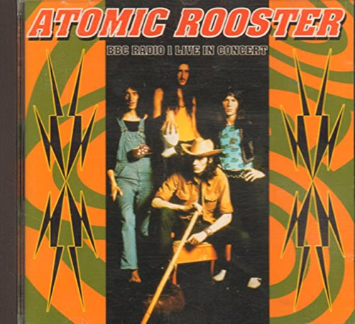 Atomic Rooster - Atomic Rooster BBC Radio Live