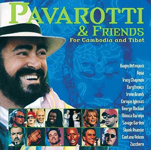 Luciano Pavarotti & Friends - Pavarotti & Friends (For Cambodia and Tibet) By Luciano Pavarotti & Friends