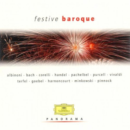 Various Composers - Panorama - Festive Baroque