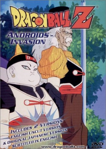 Dragon Ball Z: Androids - Invasion