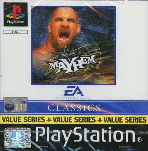 WCW Mayhem Classic