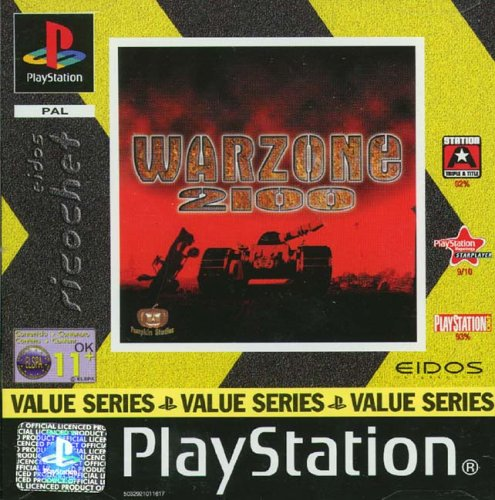 Warzone 2100 Value Series