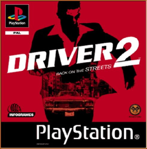 Sony Playstation - Driver 2 (PS)