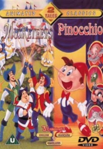 The Three Musketeers/Pinocchio