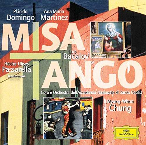 Ciro Visco - Bacalov: Misa Tango; Tangosaín / Piazzolla: Adiós Nonino; Libertango