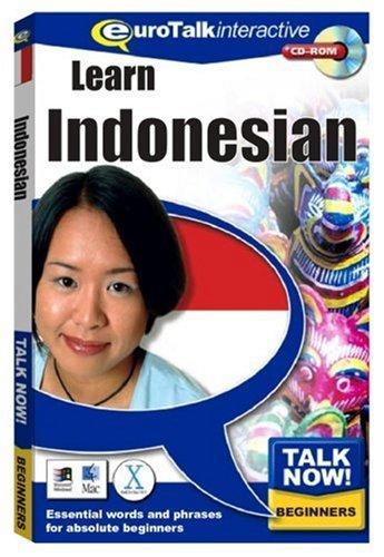 Talk Now! Learn Indonesian By EuroTalk Ltd.