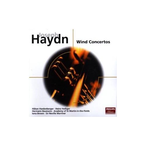 Hermann Baumann - Haydn: Wind Concertos