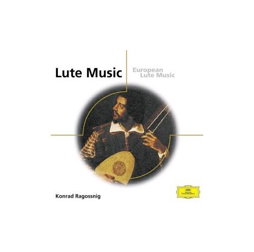 Konrad Ragossnig - European Lute Music