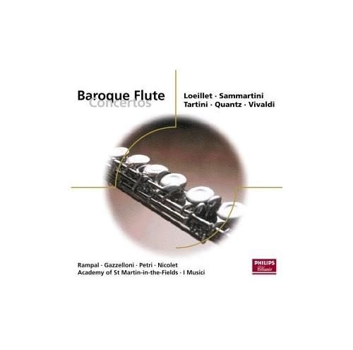 Various Artists - Baroque Flute Concertos