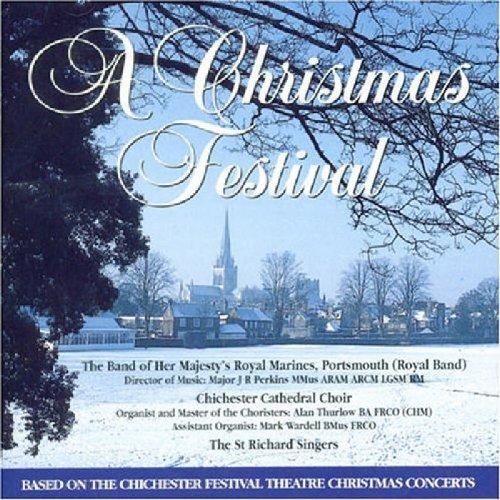 Royal Marines Band Portsmouth - A Christmas Festival