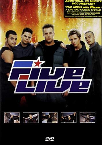 Five - Five: Live