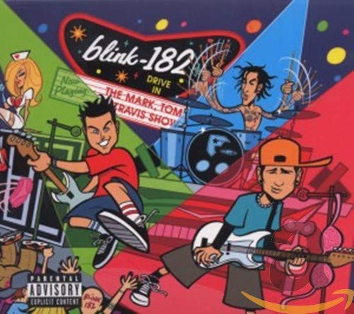 blink-182 - The Mark, Tom And Travis Show