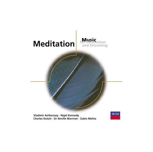 Nigel Kennedy - Meditation: Music for Relaxation and Dreaming By Nigel Kennedy