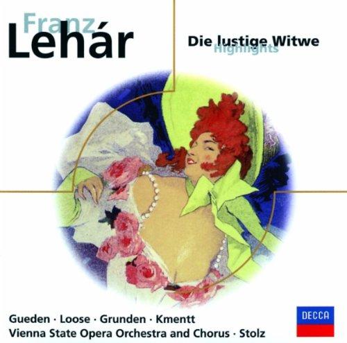 Franz Lehar - Die Lustige Witwe (Highlights)/Stolz