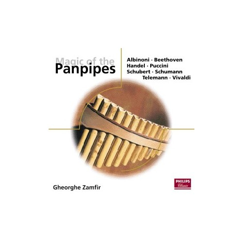 Gheorghe Zamfir - The Magic of the Panpipes