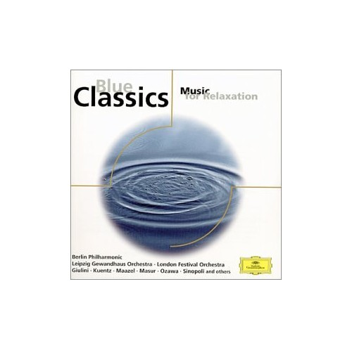 Odon Alonso - Blue Classics - Music for Relaxation