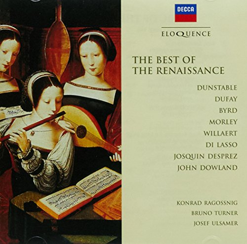 Ulsamer,Josef - Music of the Renaissance