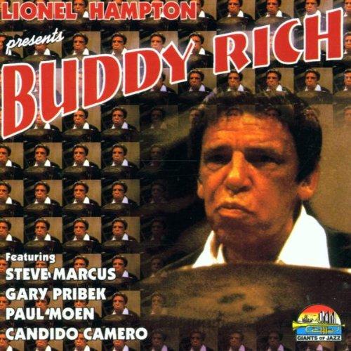 Buddy Rich - Lionel Hampton Presents Buddy Rich