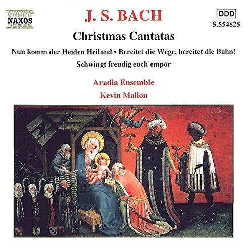 Mallon, Kevin - Bach: Christmas Cantatas