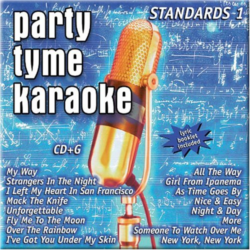 Various Artists - Party Tyme Karaoke: Standards